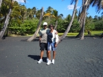 Louis & Tammy (Toodle) Hall - Hawaii, March 2013